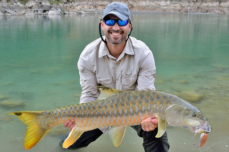 Babai River Fishing