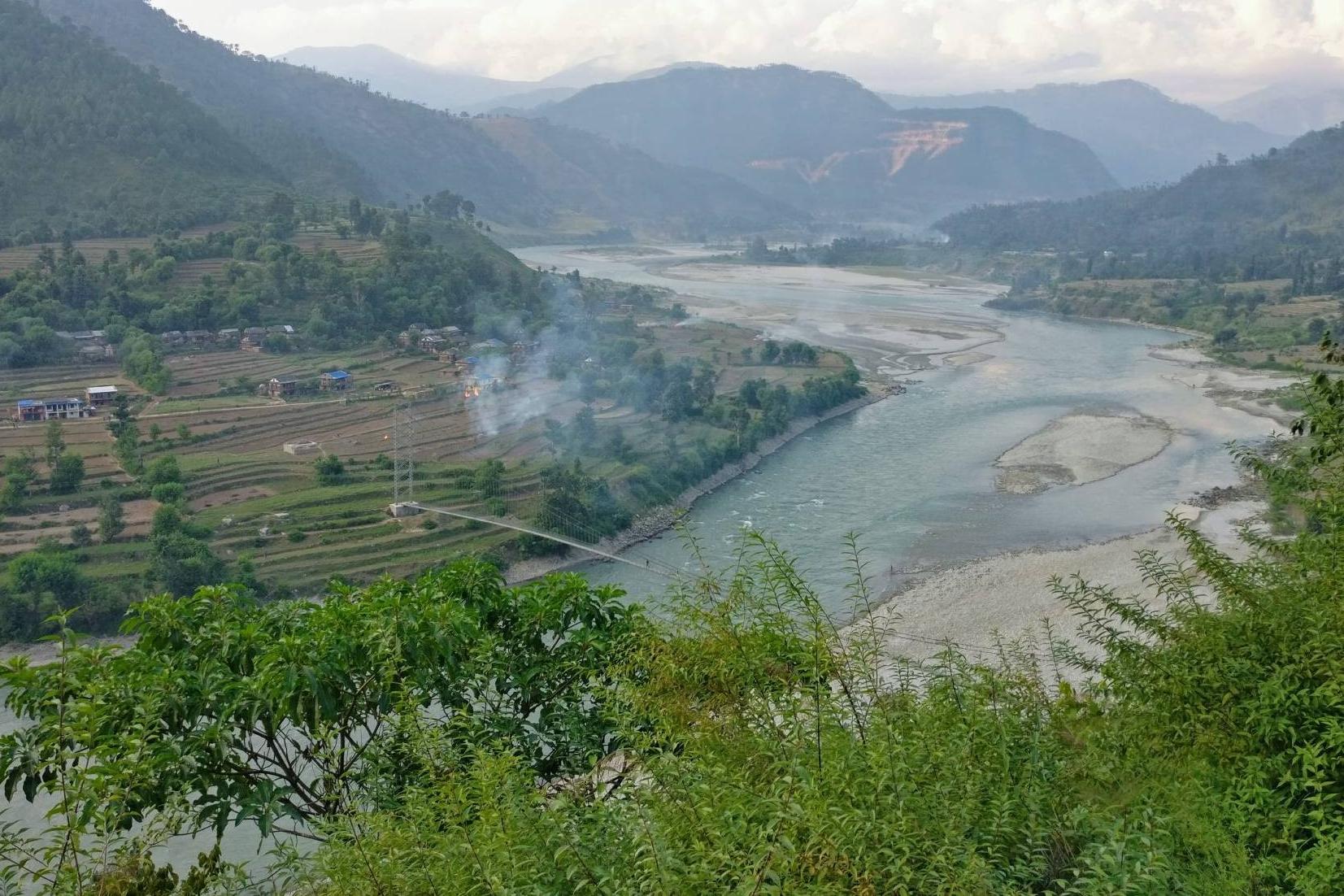 Lower Budhi Gandaki River Rafting