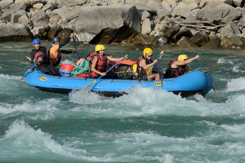 Seti Karnali River Rafting