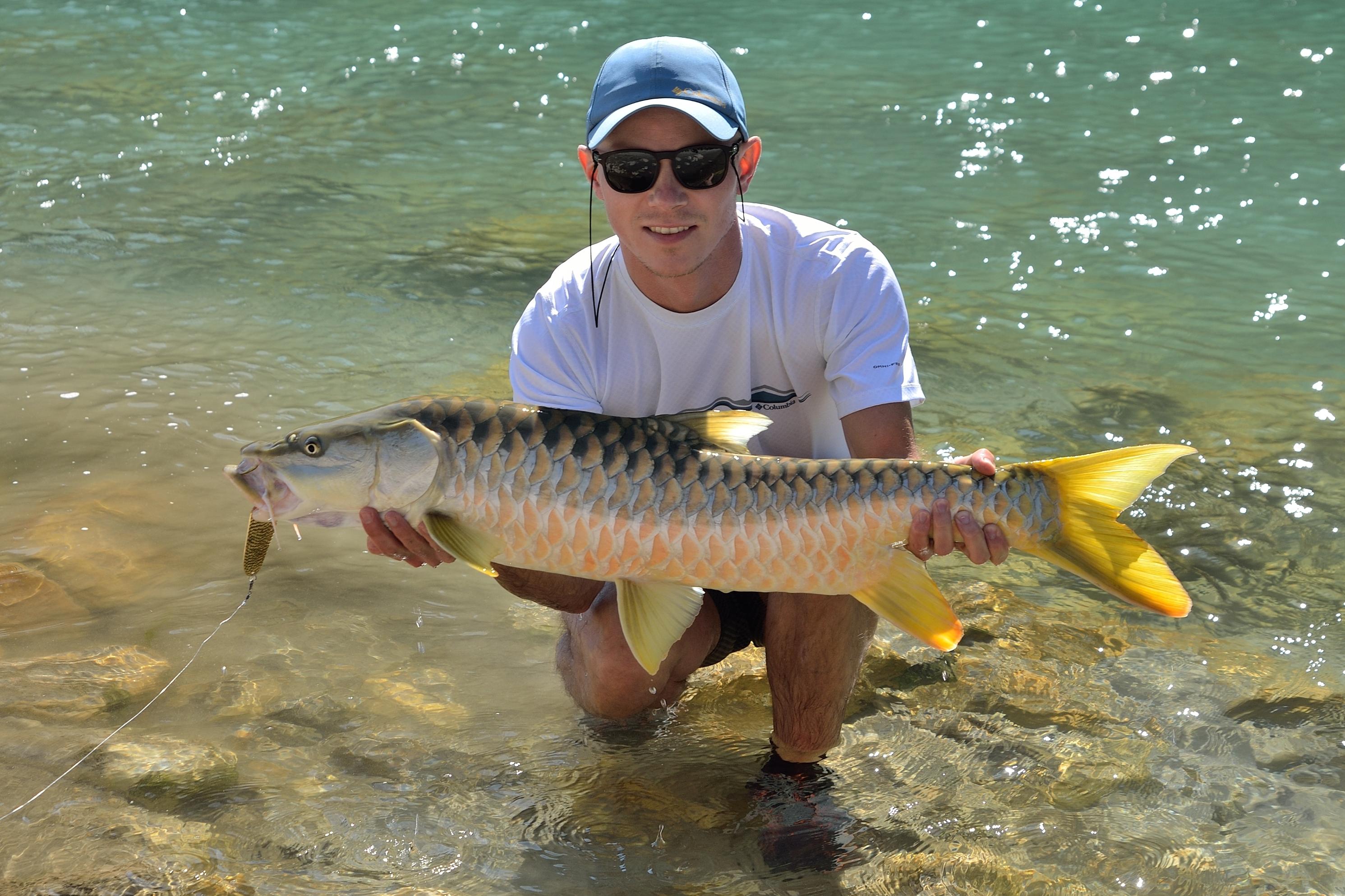 Seti Karnali Fishing Expedition