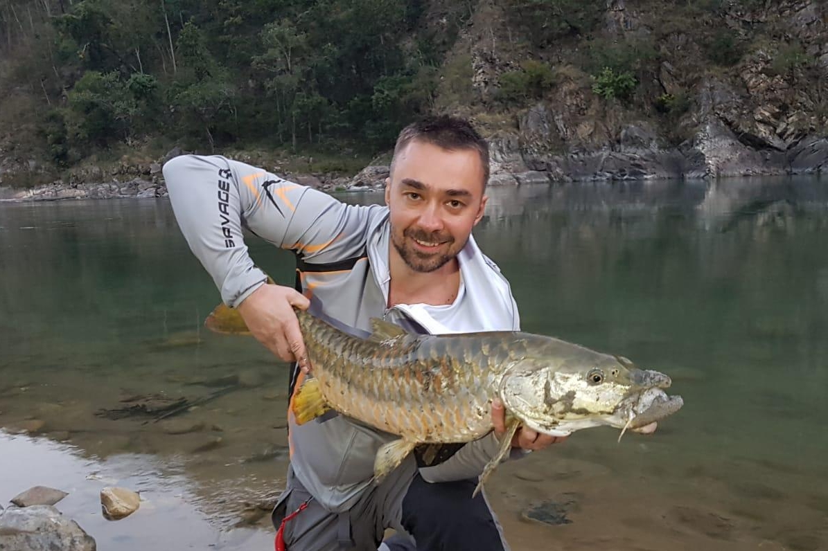 Trishuli River Fishing